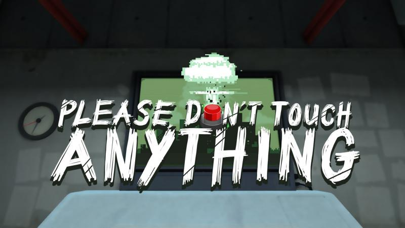 Please, Don't Touch Anything - 2