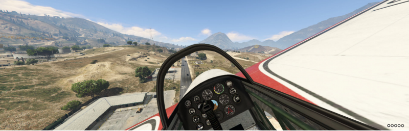 Un mod pour rendre GTA V natif en réalité virtuelle - 2