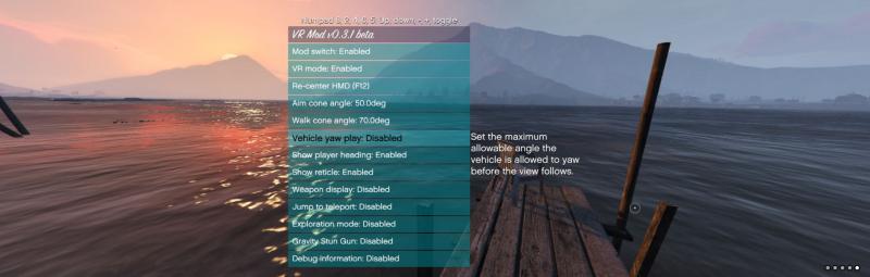 Un mod pour rendre GTA V natif en réalité virtuelle - 8