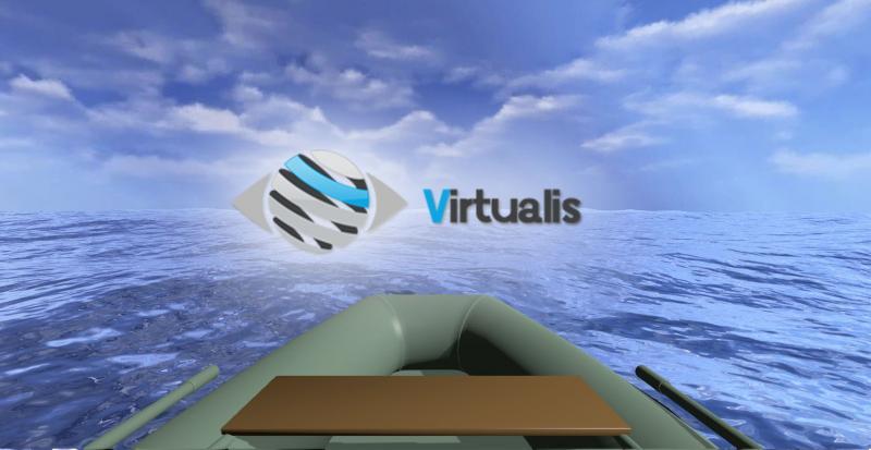 Virtualis : la VR pour lutter contre le mal de mer ! - 2