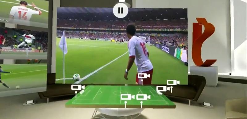 LiveLike : regardez les matchs en réalité virtuelle avec vos amis ! - 10