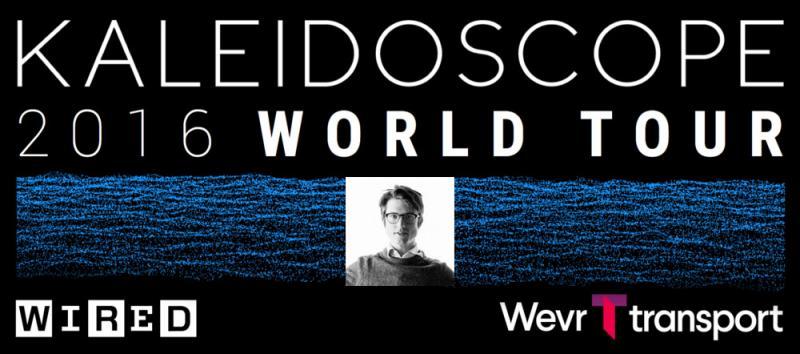 Interview avec René Pinnell, le fondateur de Kaleidoscope - 2