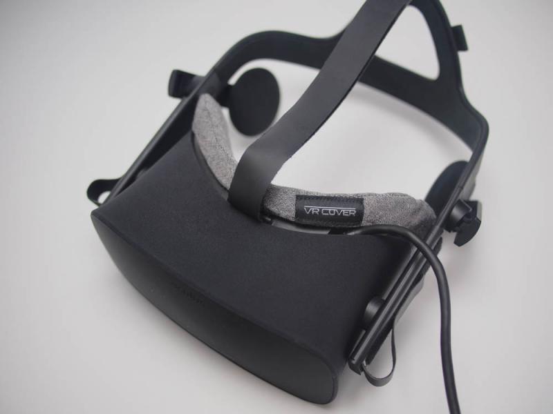 Le VR Cover pour Oculus Rift CV1 est disponible - 2