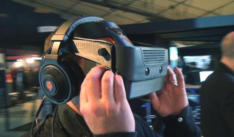 Totem Vrvana : on a testé la fonction de réalité augmentée à 120° - 2