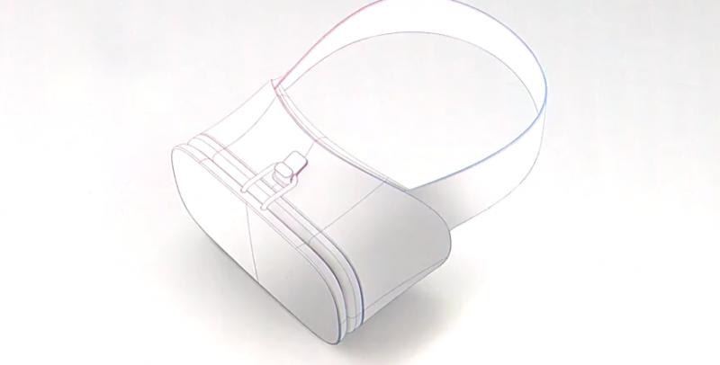 """Google dévoile Daydream et un casque VR """"confortable avec une manette"""" - 8"""