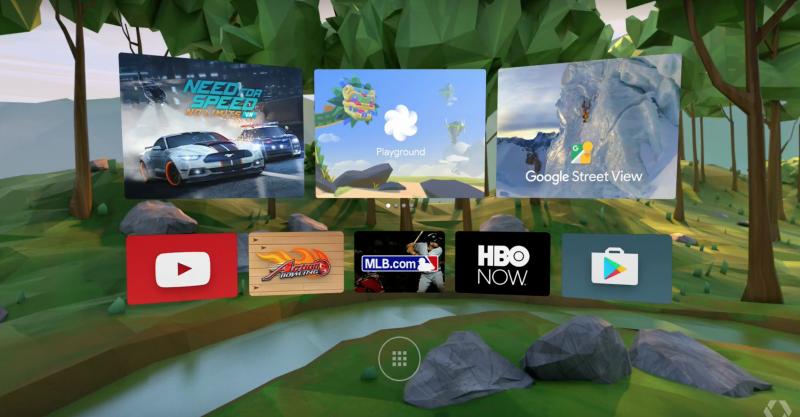 """Google dévoile Daydream et un casque VR """"confortable avec une manette"""" - 6"""