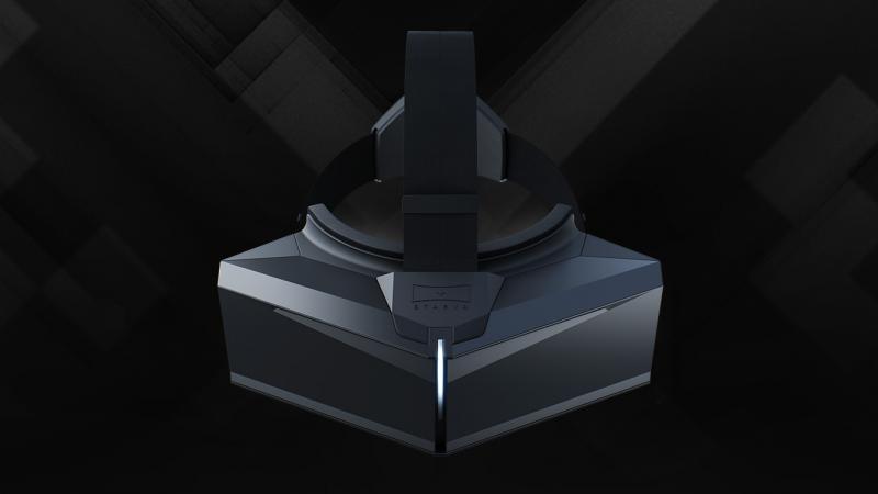 StarVR : Prise en main du casque au FOV de 210° - 2