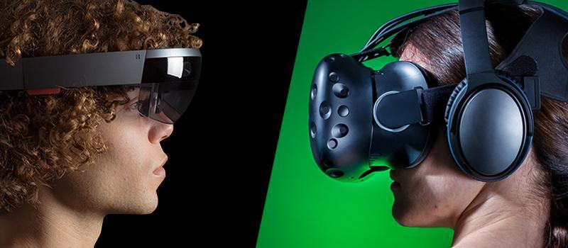 Réalité Virtuelle (RV) vs Réalité Augmentée (RA) - 2