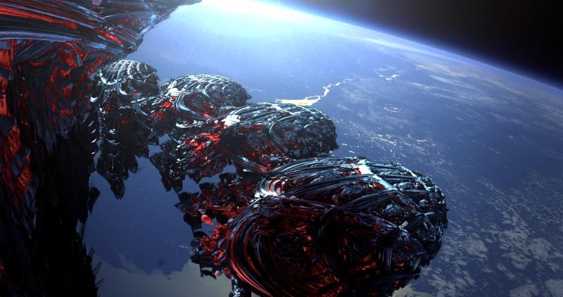 Plongez dans un monde fractal : rencontre avec Julius Horsthuis - 13