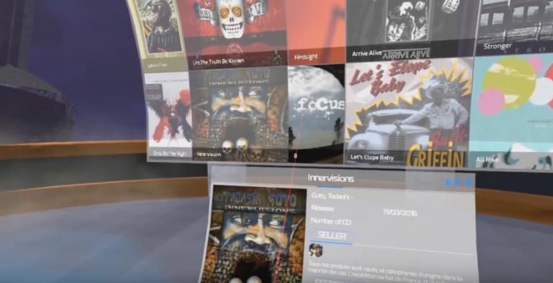 Faites votre shopping en réalité virtuelle chez Rakuten (PriceMinister) - 8