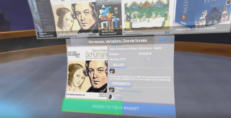 Faites votre shopping en réalité virtuelle chez Rakuten (PriceMinister) - 10