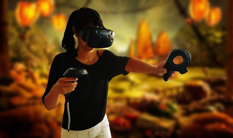 HTC Vive : le grand test - 2