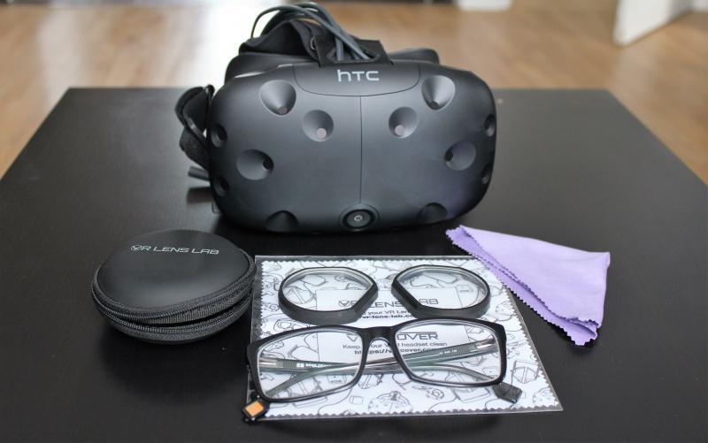 Test - VR Lens Lab   Fini les lunettes de vue en VR   - 3 a129f0f2c6ec