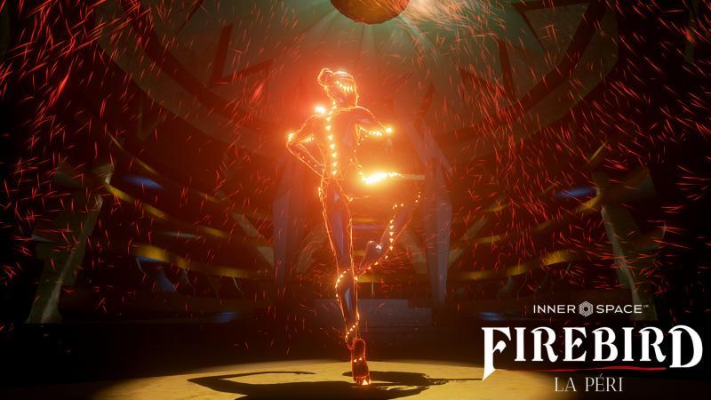 Sortie officielle de Firebird - La Peri, un conte en réalité virtuelle par Innerspace - 4