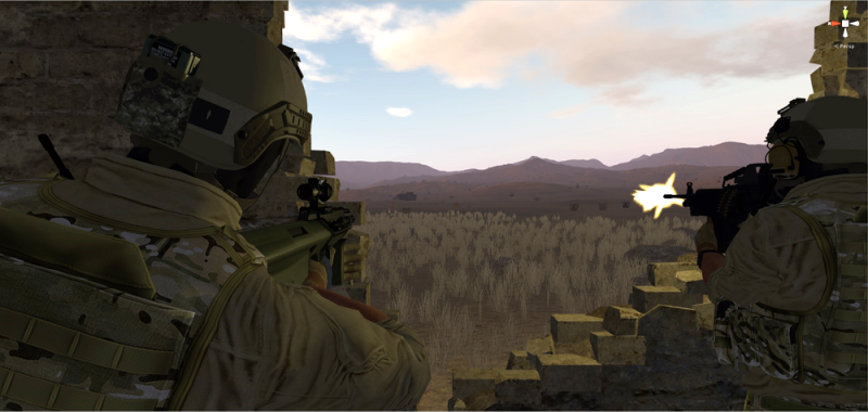 Test - Onward : Le Arma de la VR ? - 2