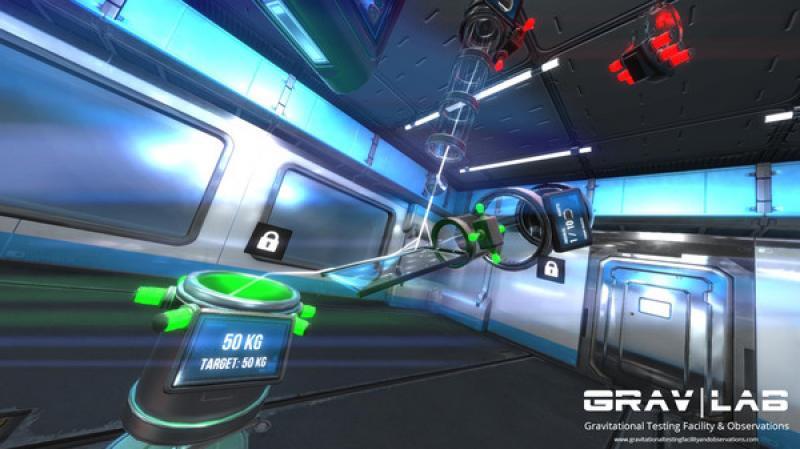 Jouez avec la gravité en réalité virtuelle avec Grav|Lab - 2