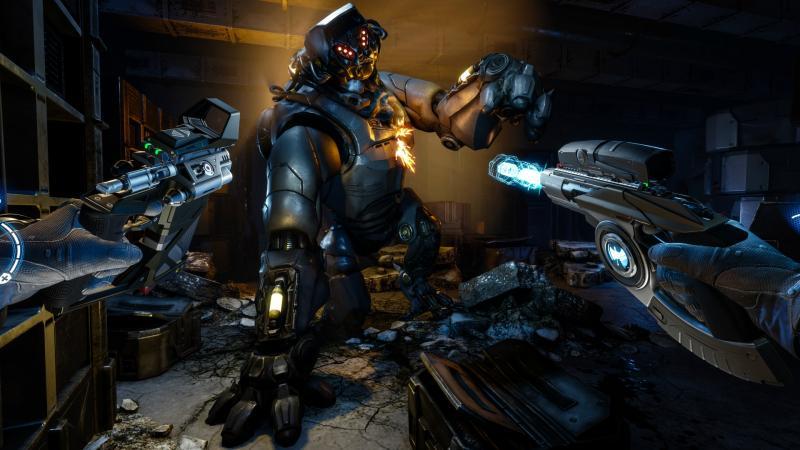 """4A Games (Metro 2033, Metro: Last Light) dévoile Arktika.1, un """"gros"""" FPS VR - 2"""
