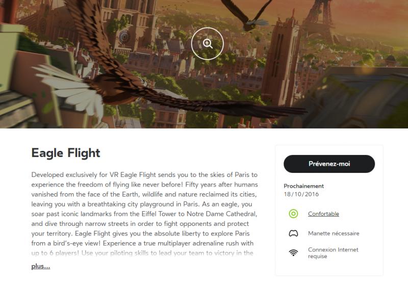 Eagle Flight disponible le 18 octobre - 4