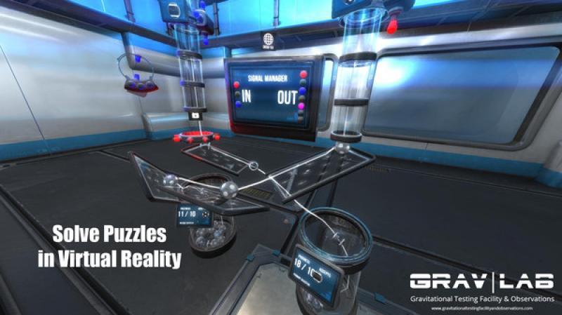 Grav|Lab est disponible sur Steam - 2