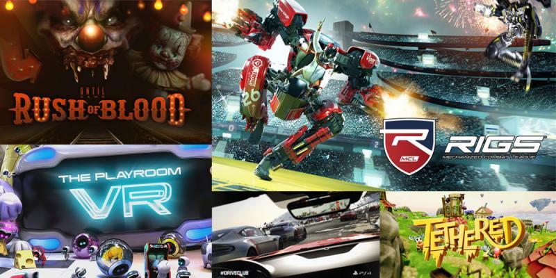 Test - Playstation VR : le retour de la réalité virtuelle sur console ! - 28