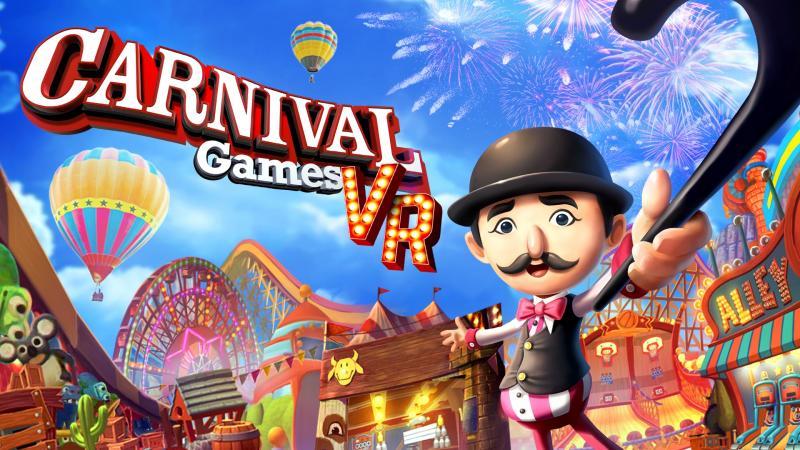 Test - Carnival Games VR : quand la VR chamboule tout - 2