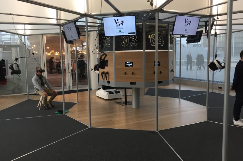 On a testé le mk2 VR, la salle d'arcade VR à Paris ! - 10
