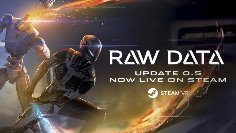 Raw Data : Améliorations majeures (performances, finition) avec la version 0.5 - 2