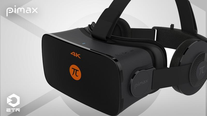 Nous avons testé le Pimax 4K : un petit aperçu de la réalité virtuelle UHD - 2