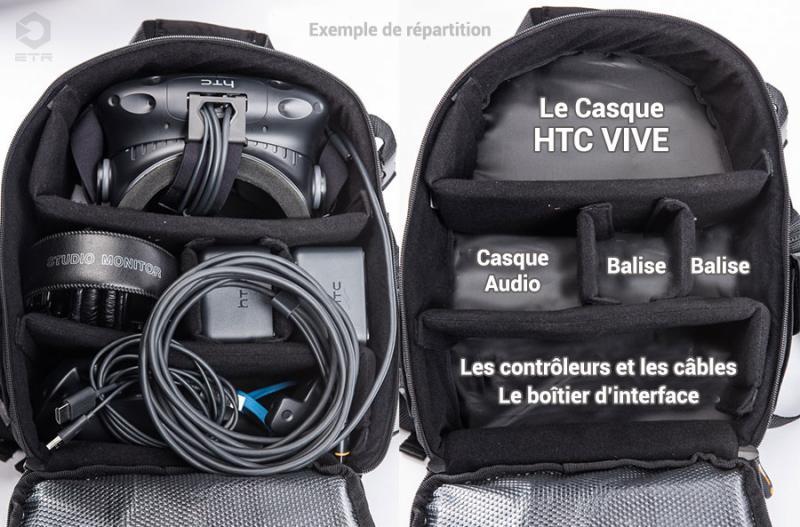 Accessoires FPS HTC Vive 353843-800-htc_vive_rangement