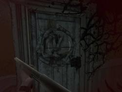 """Donc je mets la clé """"Corbeau"""" dans la porte """"Serpent"""", ça me semble logique..."""