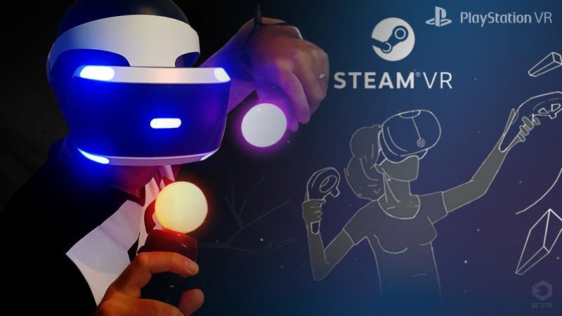 Tutorial : transformez votre PlayStation VR avec PS Move en casque compatible SteamVR sur PC - 2