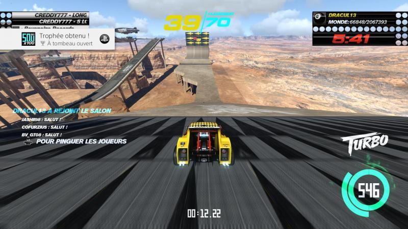 Test - Trackmania Turbo VR : Ou quand Nadeo avait le jeu de course VR idéal mais décide de se tirer une balle dans le pied - 13