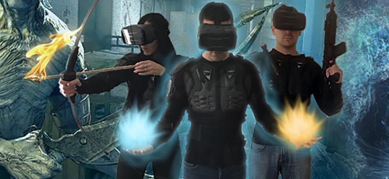 Terragame Center : ce futur parc VR va proposer une expérience de jeu sur 400m² en réalité virtuelle en Belgique - 2