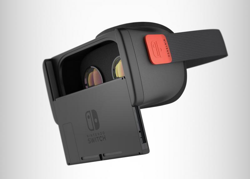 """Nintendo : """"La Switch est assez puissante pour la réalité virtuelle"""" - 2"""