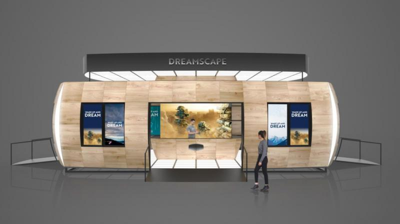 Dreamscape : quand Hollywood s'associe à Artanim pour amener la réalité virtuelle dans les grands centres commerciaux - 2