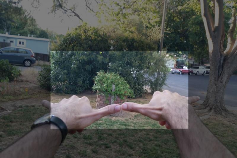Le champ de vision des Microsoft HoloLens : 30° × 17,5° ? - 4