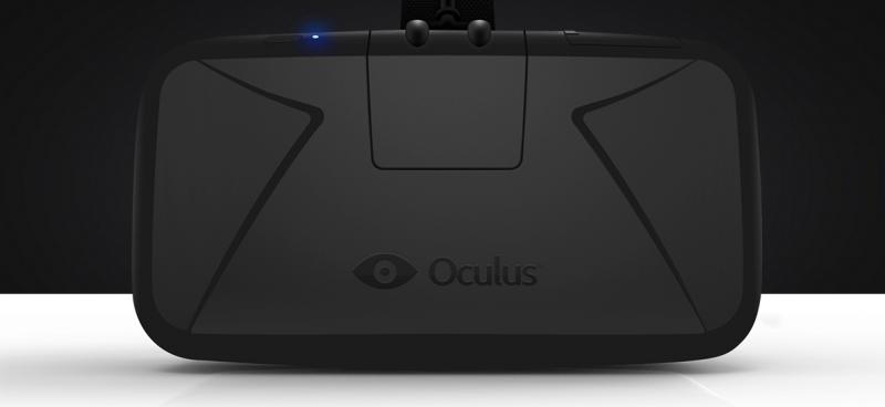 Oculus Rift DK2 - 2