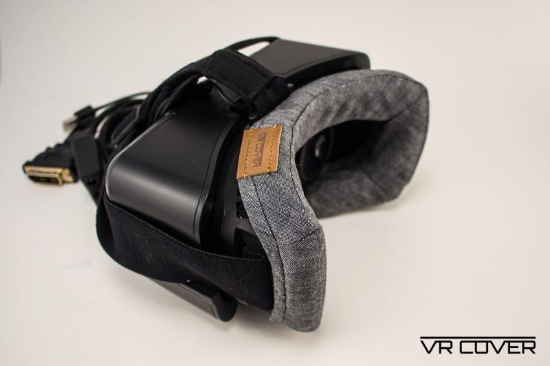 VR Cover, protéger votre Rift - 2