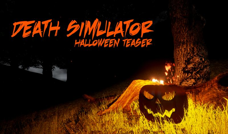 Death Simulator: Halloween - 2